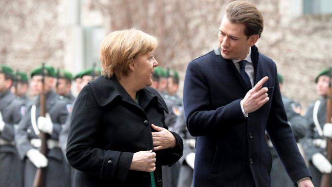 Kurc: Odluka Angele Merkel da pre pet godina otvori granice za izbeglice je bila greška 2