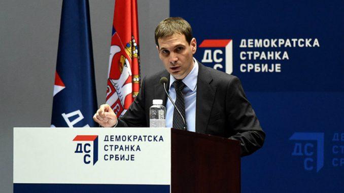 Jovanović (DSS): Srbija danas u mnogo boljoj spoljnopolitičkoj poziciji 2