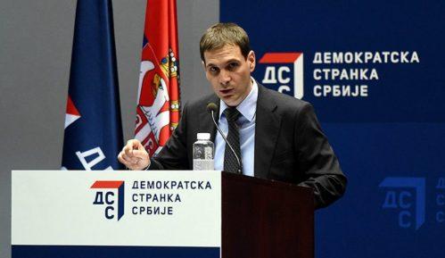 Počela reorganizacija DSS-a, osnovano deset lokalnih odbora u Srbiji 8