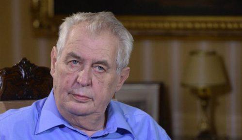 Zeman označio nepuštanje ruskog diplomate u Češku za glupu provokaciju čeških vlasti 8