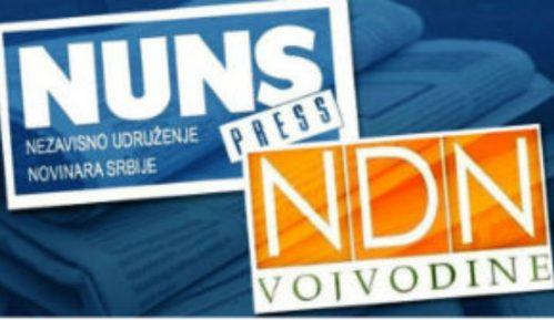 NUNS i NDNV: Da li se TV O2 uključila u kampanju protiv slobodnih medija? 11