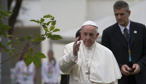 Papa Franja: Molitva za nastradale u požarima u Grčkoj 13