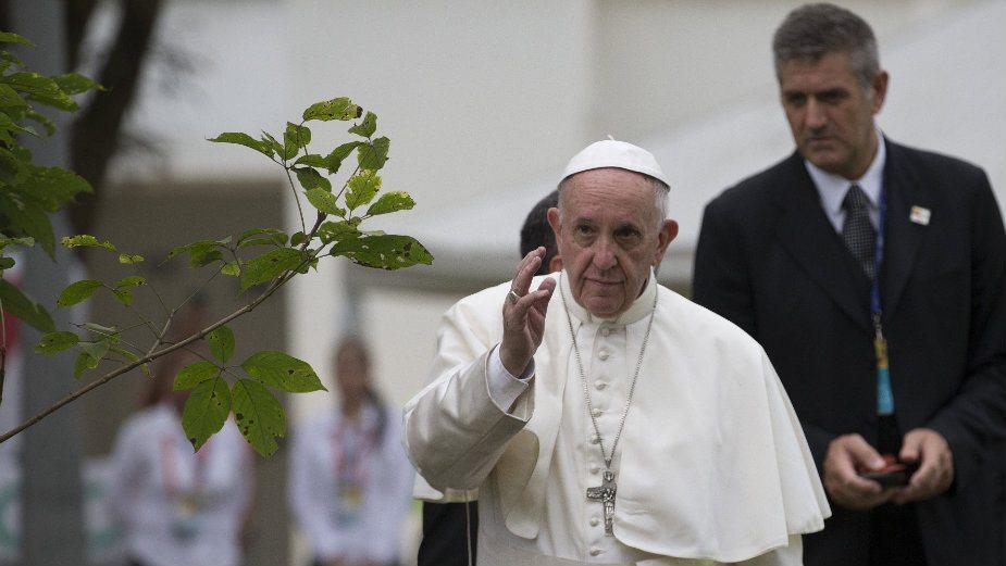 Papa: Sprečiti tragedije migranata 1