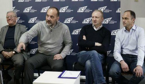 """Đilasova lista zvaće se """"Beograd odlučuje, ljudi pobeđuju"""" 12"""
