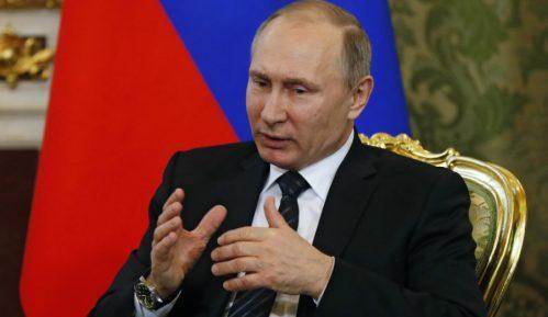 Putin: Rusko oružje ispred drugih 12