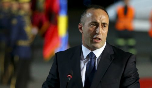 Haradinaj u Albaniji: Prilagođavanje granice neprihvatljivo 10