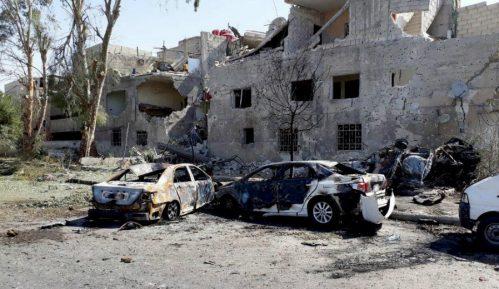 Nastavljeno bombardovanje u Siriji 4