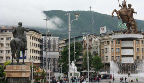 Ekipa Al Džazire napadnuta dok je izveštavala sa protesta opozicije u Skoplju 1