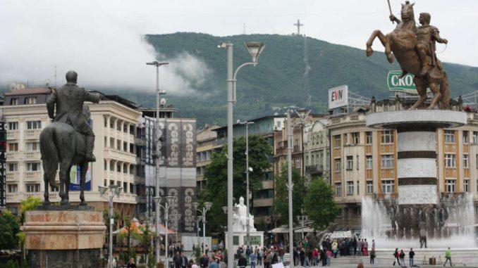 Ekipa Al Džazire napadnuta dok je izveštavala sa protesta opozicije u Skoplju 5
