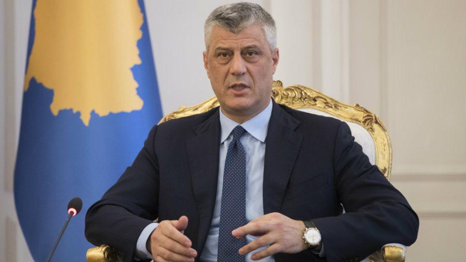Tači: Odlučan sam da Kosovo što pre dobije svoju vojsku 1