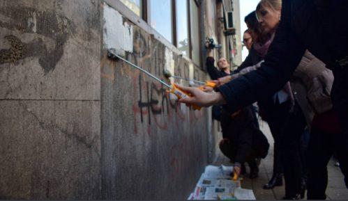 Prekrečeni grafiti mržnje 7