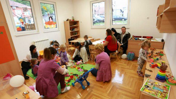 Upis dece u beogradske vrtiće do 14. maja 4