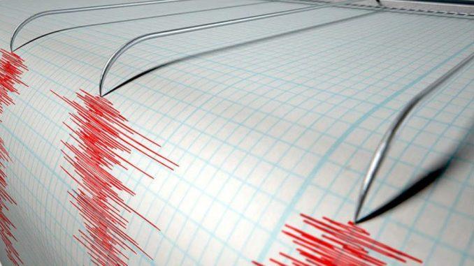 Na području Dubrovnika sinoć potres 4,1 po Rihteru 4