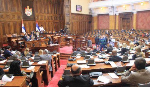 Namerna tišina u parlamentu do beogradskih izbora 1