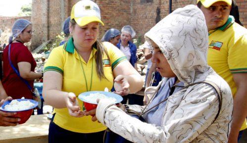 Humanitarna drama potresa Venecuelu 1