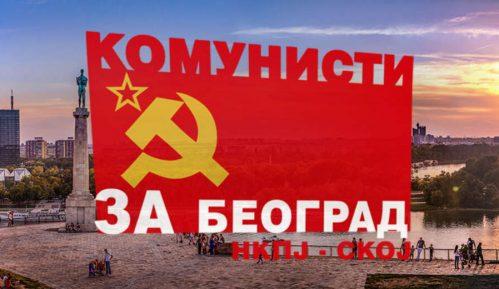 """Komunisti pozivaju glasače na """"protestni glas"""" 5"""