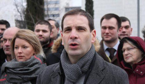 Miloš Jovanović: Iza kampanje protiv nas stoje Dveri 10