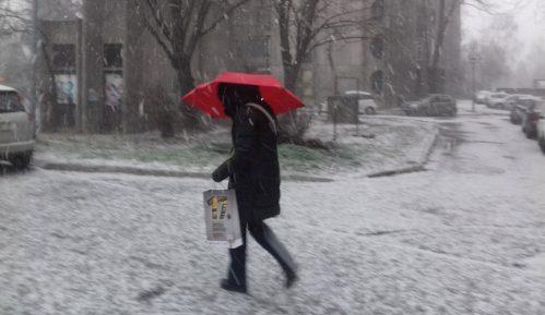 U Srbiji sneg, ne krećite na put bez zimske opreme 2