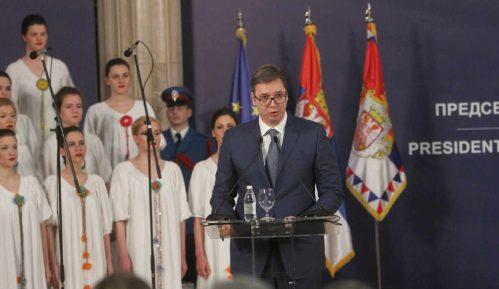 Koga je danas odlikovao Vučić? 14