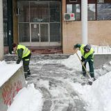 Stefanović: Za čišćenje snega pozvati SNS 11