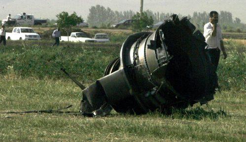 Srušio se iranski avion sa 66 putnika 9