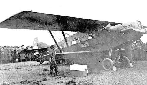 Er Srbija obeležava 90 godina od svog prvog leta 7