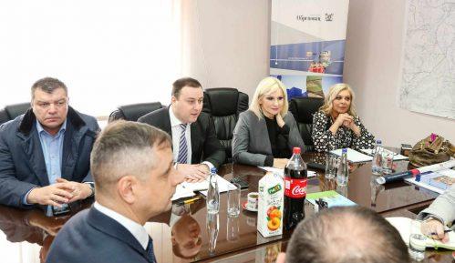 Mihajlović: Železnički saobraćaj od aerodroma do Obrenovca projekat budućnosti 8