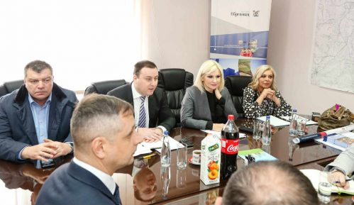 Mihajlović: Železnički saobraćaj od aerodroma do Obrenovca projekat budućnosti 9