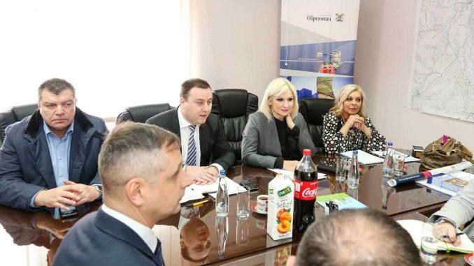 Mihajlović: Železnički saobraćaj od aerodroma do Obrenovca projekat budućnosti 1