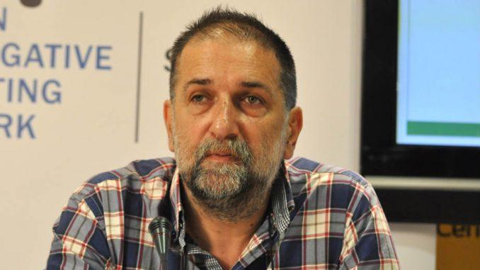 Vukašin Obradović: Pogled na prestonicu iz unutrašnjosti 1