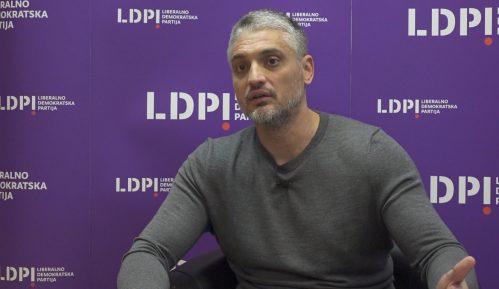 Jovanović: LDP želi i spreman je da razgovara sa predstavnicima protesta 4