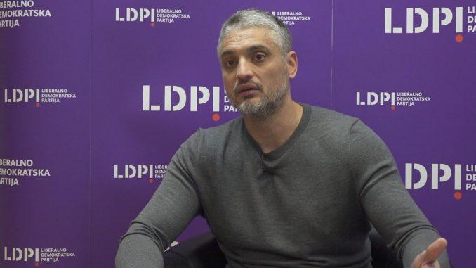 Jovanović (LDP): Sa crnogorskih litija šalju se političke poruke 1