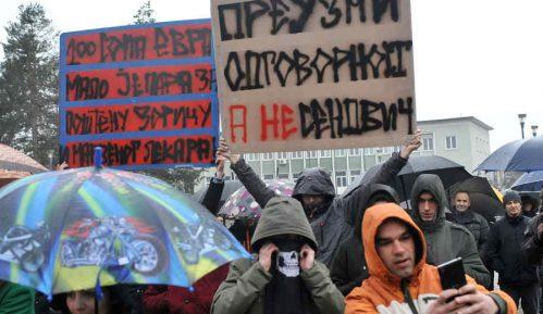Predsednik opštine Požega tužio učesnike protesta 5