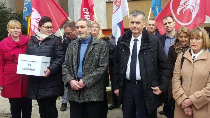 Opozicija u Sevojnu se udružila protiv naprednjaka 3