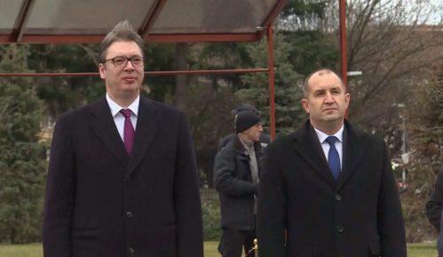 Vučić i Radev uvereni da će se Srbija i Bugarska uspešno izboriti sa izazovom Covid 19 14