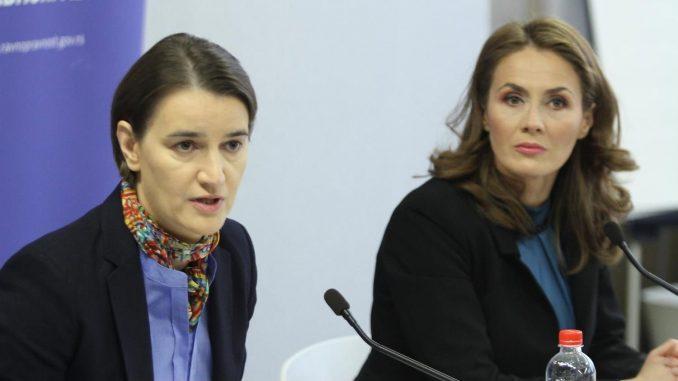 Brnabić: Prioritet obrazovanje i ekonomska nezavisnost 1