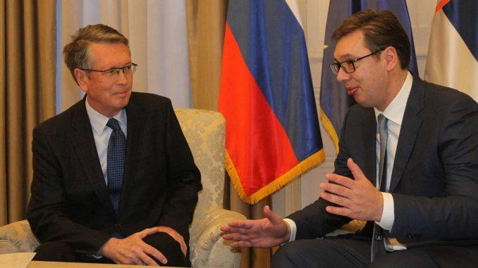 Čepurin potvrdio Putinovu posetu Srbiji 1