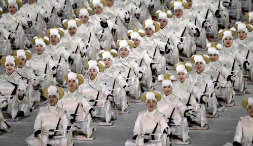 Ceremonija otvaranja Zimskih olimpijskih igara (FOTO) 15