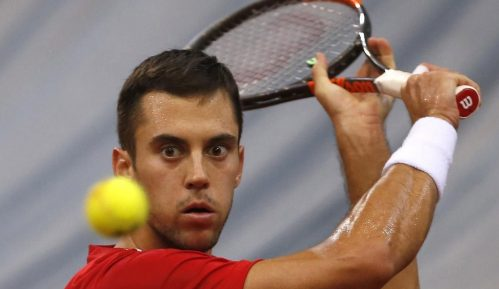 Đere završio učešće na turniru u Sinsinatiju 11