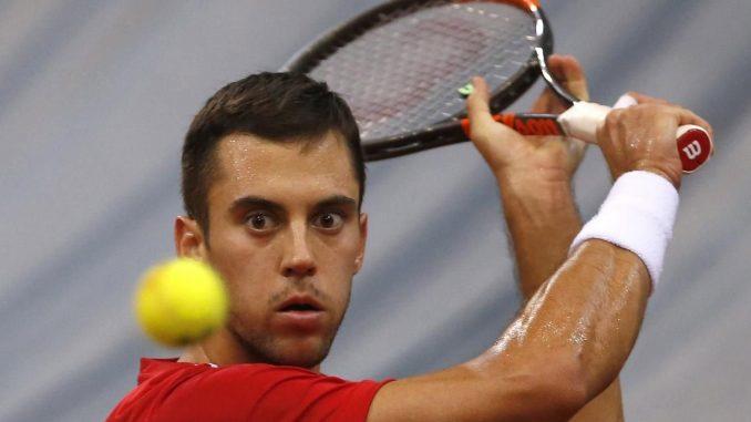 Đere završio učešće na turniru u Sinsinatiju 1