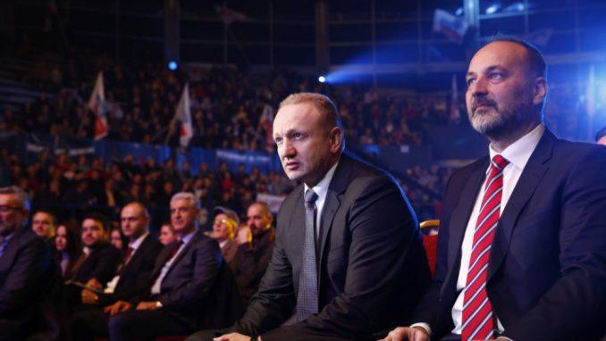 Đilas predlaže da on bude menadžer Saveza za Srbiju 1