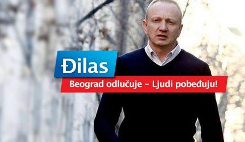 """PUF i """"Sloga"""" zajedničkim spotom podržali Đilasovu listu 5"""