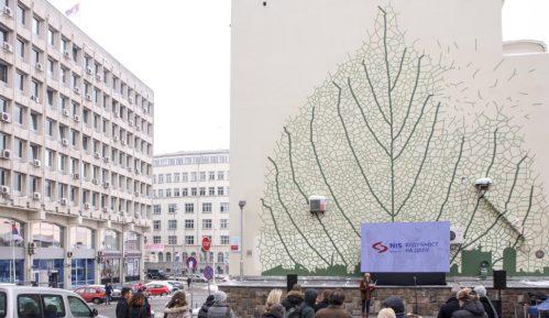 NIS poklonio novi mural Beogradu 14