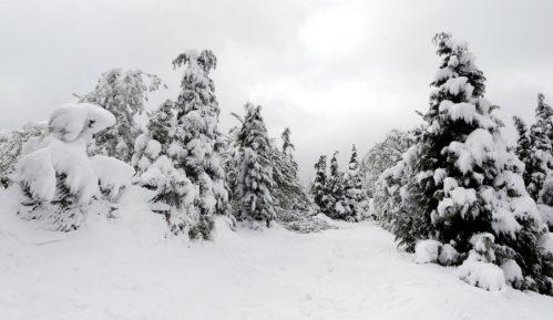 Sneg prekrio CG, Hrvatsku i BiH, na snazi žuti meteo alarm 14
