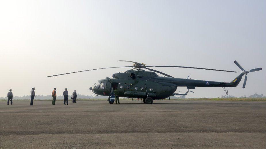 Srušio se vojni helikopter u Japanu 1