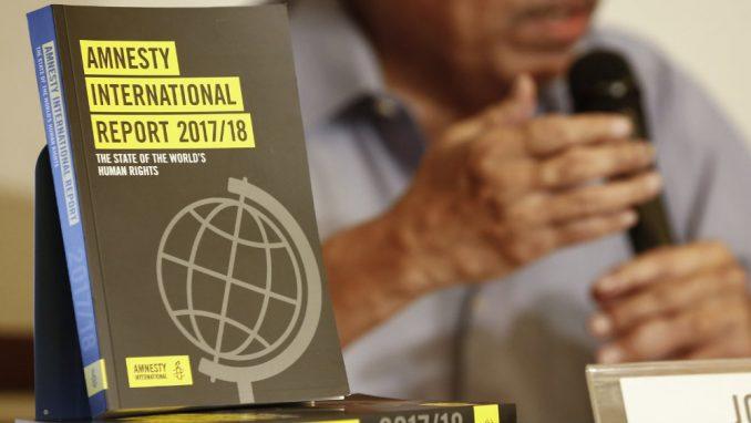 Amnesti internešenal: Vučić napadao aktiviste preko svojih medija 3