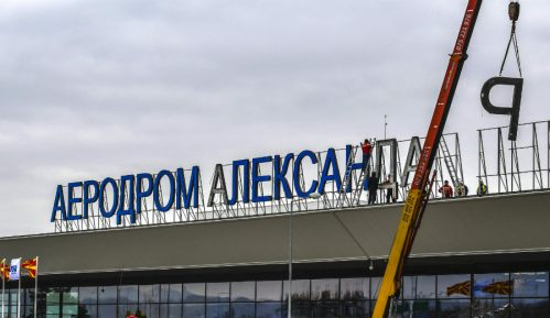 Preimenovan i aerodrom u Skoplju 7