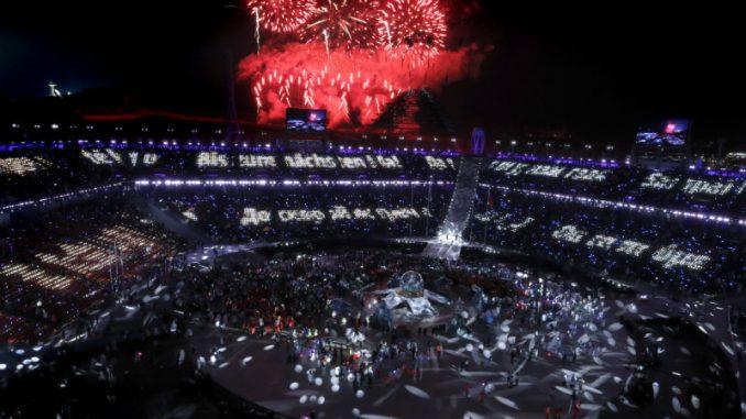 Završene zimske Olimpijske igre (FOTO) 1