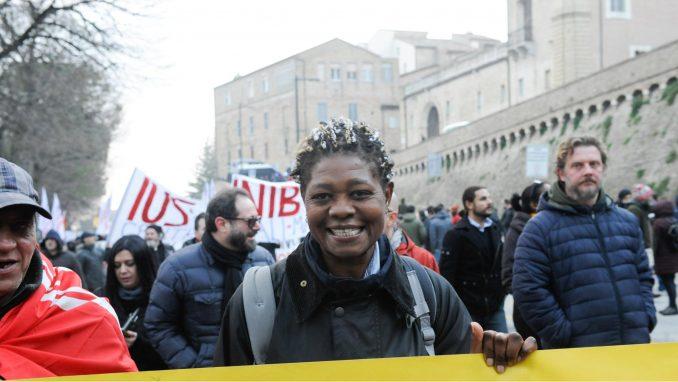 Protest zbog napada na migrante u Italiji 3