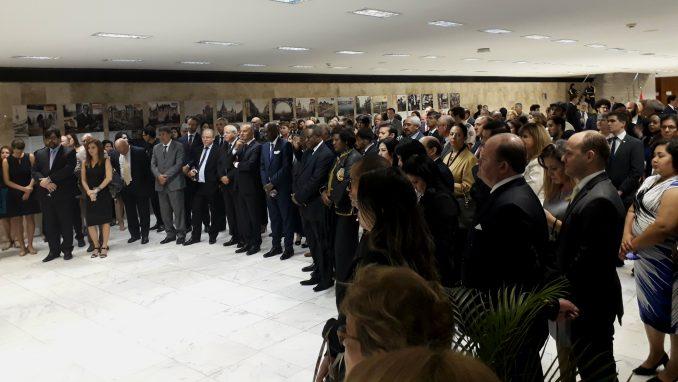 Otvorena izložba o Ivu Andriću u Braziliji 1